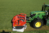 The GMD 3125 F mower at work